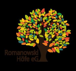 Wohngenossenschaft Romanowski Höfe Logo